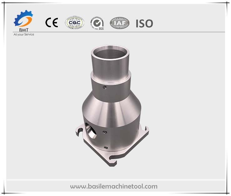 Aluminum High Accuracy CNC Machining Center Parts