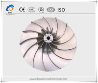 Precision 5 Axis CNC Machining Parts