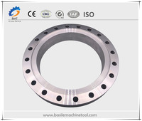 Custom and Standard Flanges with Different Materials