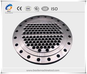 ASTM SA516 GR70 Tubesheet for Heat Exchanger